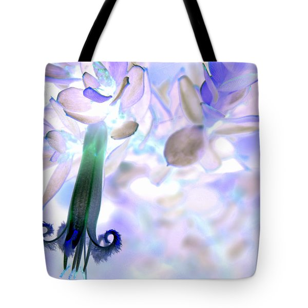 Tote Bag featuring the photograph Nature's Bell by Miroslava Jurcik