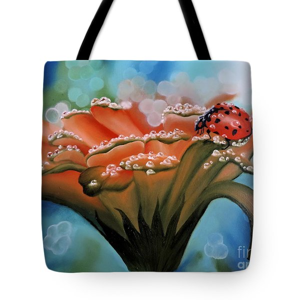 Natures Blessings Tote Bag by Dianna Lewis