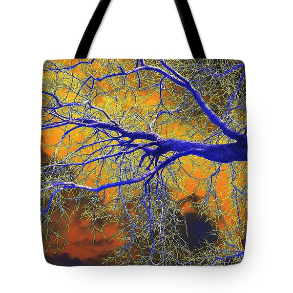 Natures Brewing A Frightful Stew Tote Bag