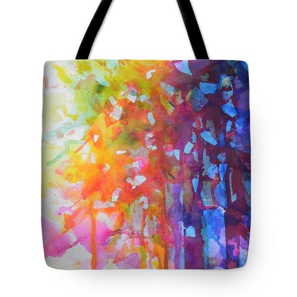 Natures Choice Tote Bag by Chrisann Ellis