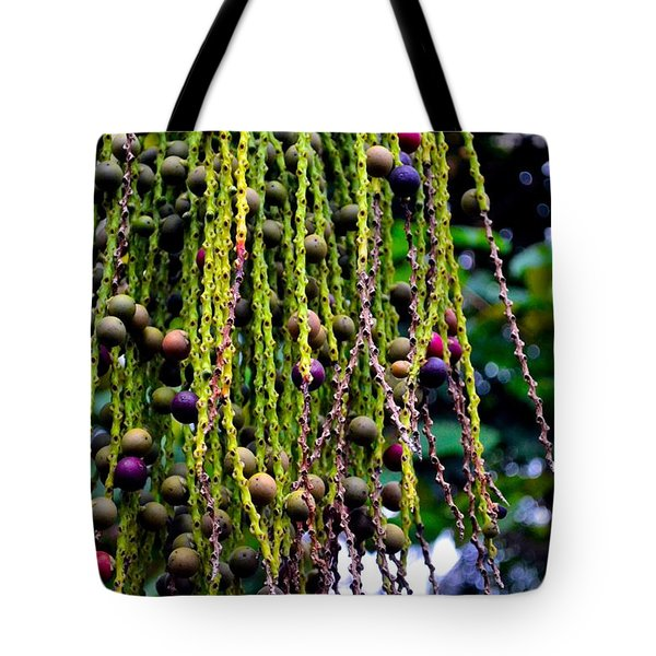 Nature's Dreadlocks Tote Bag