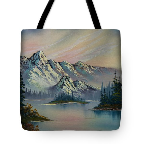 Nature's Elegance Tote Bag by C Steele
