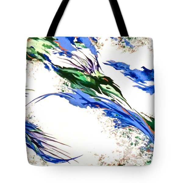 Nature's Essence Tote Bag by Jan Law