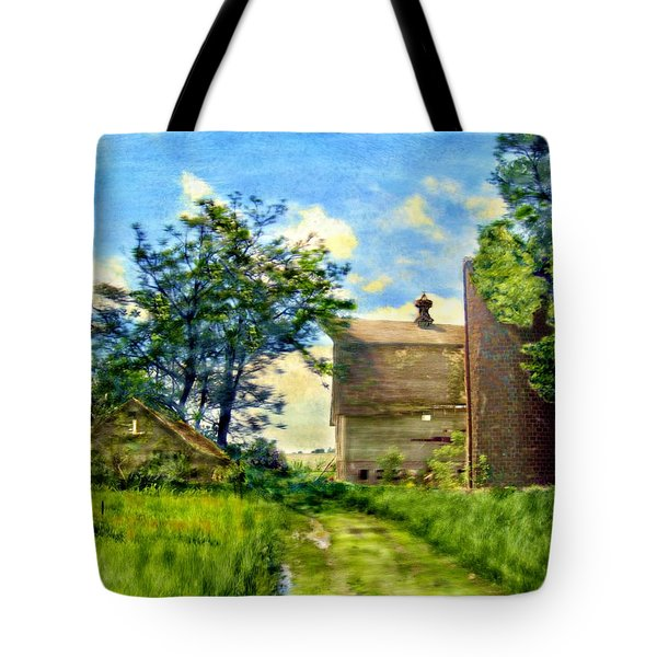 Nature's Farm Reclamation Project Tote Bag