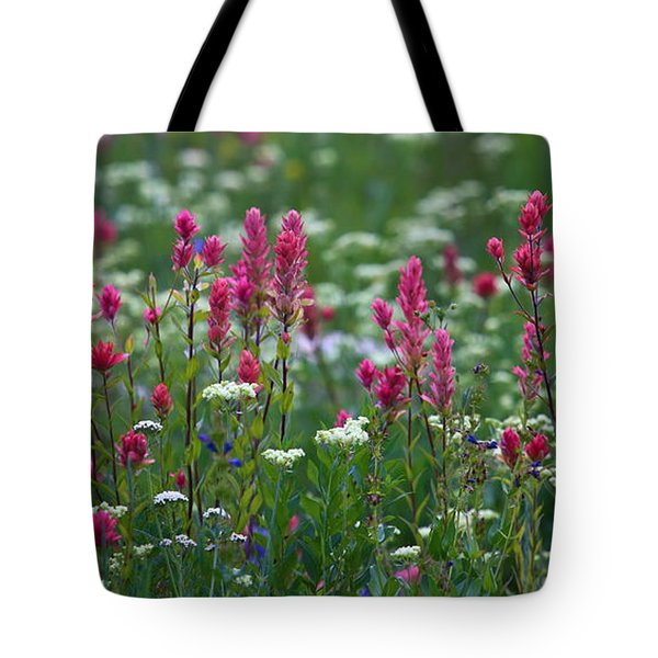 Nature's Front Row Tote Bag