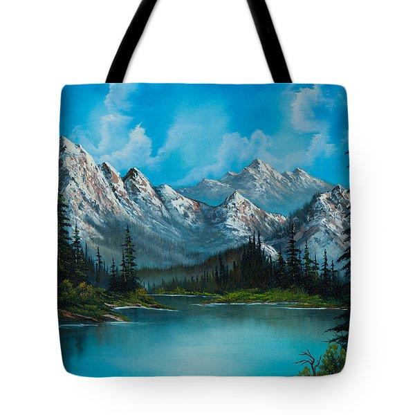 Nature's Grandeur Tote Bag by C Steele