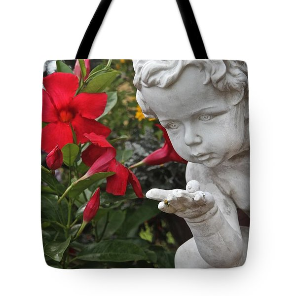 Nature's Guardian All Profits Benefits Hospice Of The Calumet Area Tote Bag
