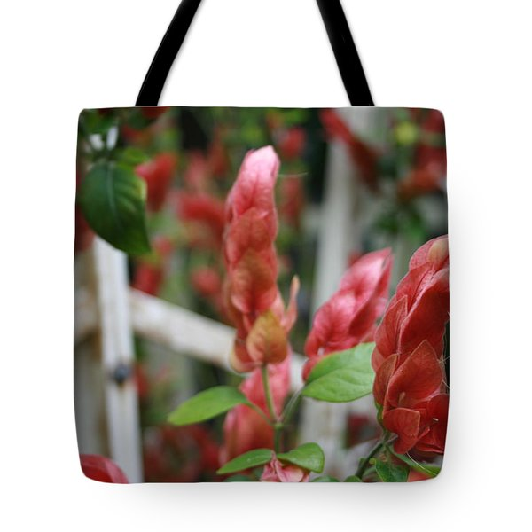 Nature's Hearts Tote Bag by Marian Palucci-Lonzetta