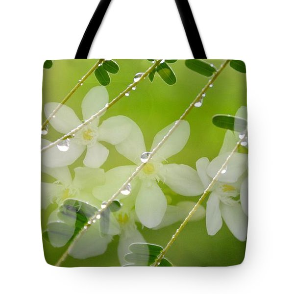 Nature's Jewelry Tote Bag by Darla Wood