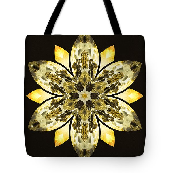 Nature's Mandala 57 Tote Bag