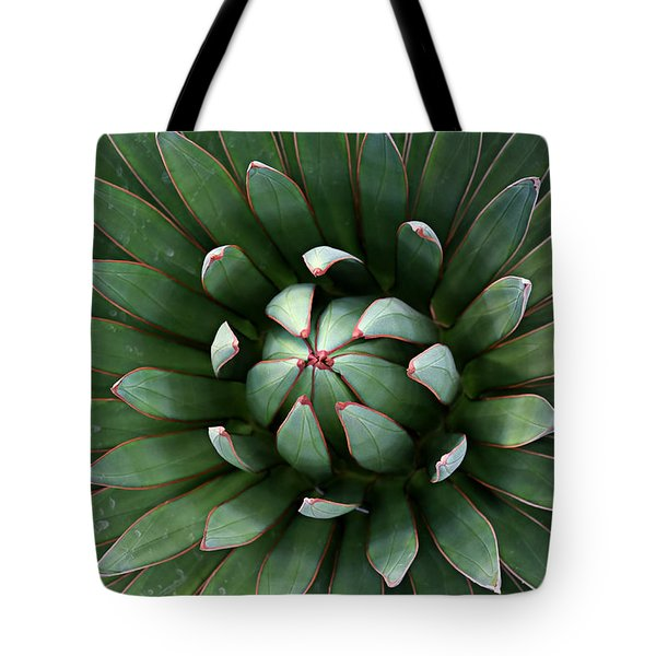Nature's Perfect Abstract Tote Bag