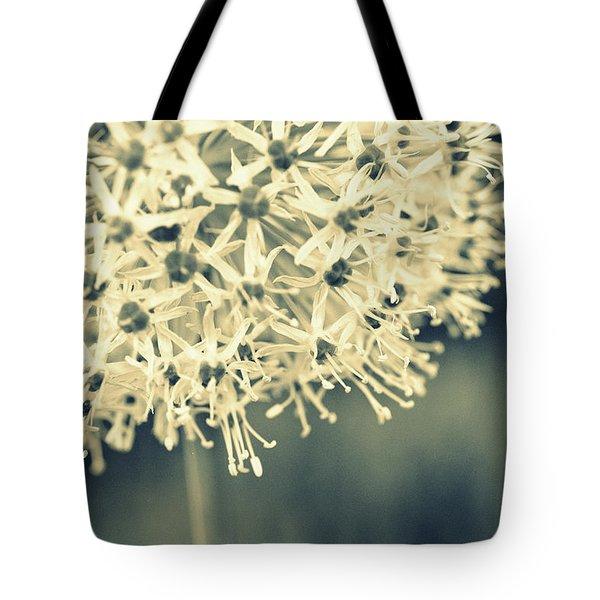 Nature's Popcorn Ball Tote Bag