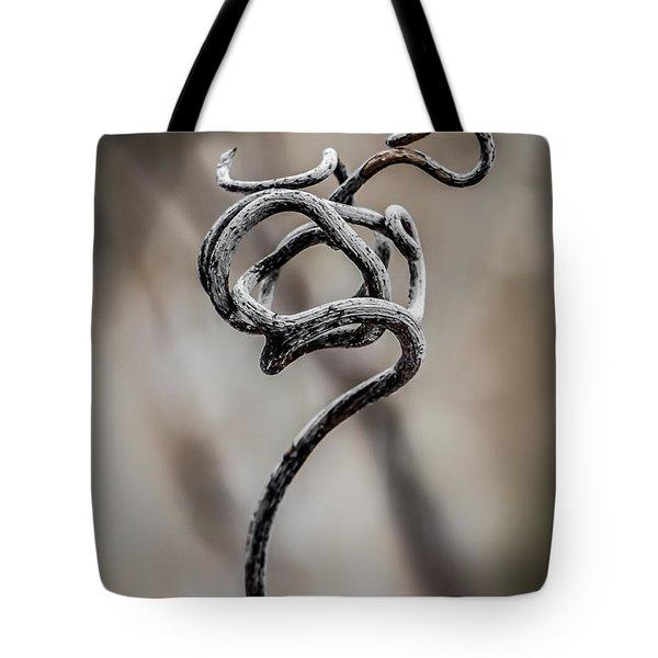 Natures Sculpture Tote Bag
