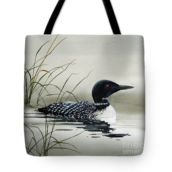 Nature's Serenity Tote Bag by James Williamson
