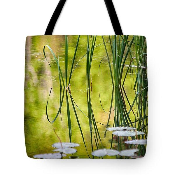 Natures Stillness Tote Bag