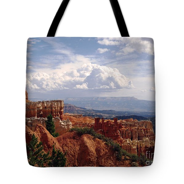 Nature's Symmetry Tote Bag
