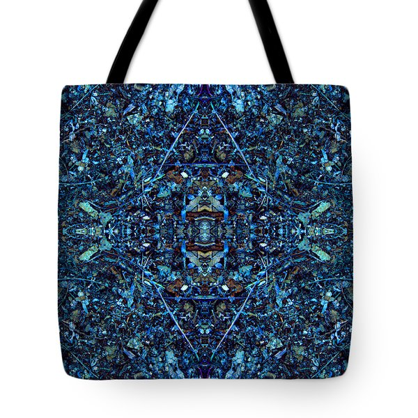 Magic Of Intricacy Tote Bag