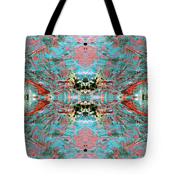 Crystallizing Energy Tote Bag