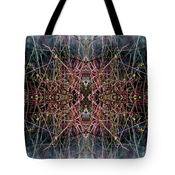 Direct Connection Tote Bag