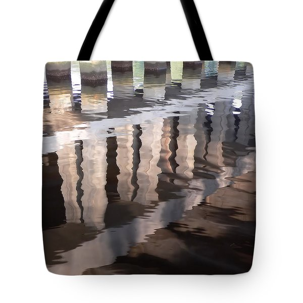 Nature's Watercolor Tote Bag
