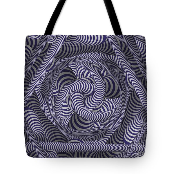 Nautical Coloured Design Tote Bag