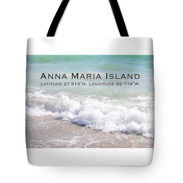 Nautical Escape To Anna Maria Island Tote Bag