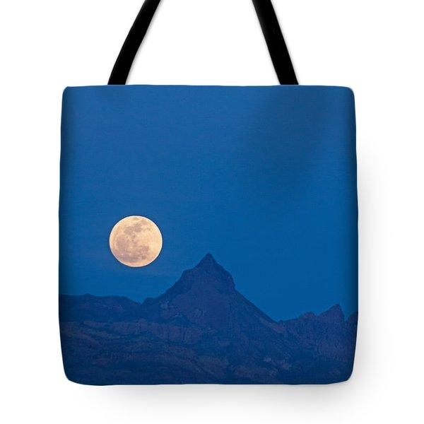 Navada Moon-1 Tote Bag