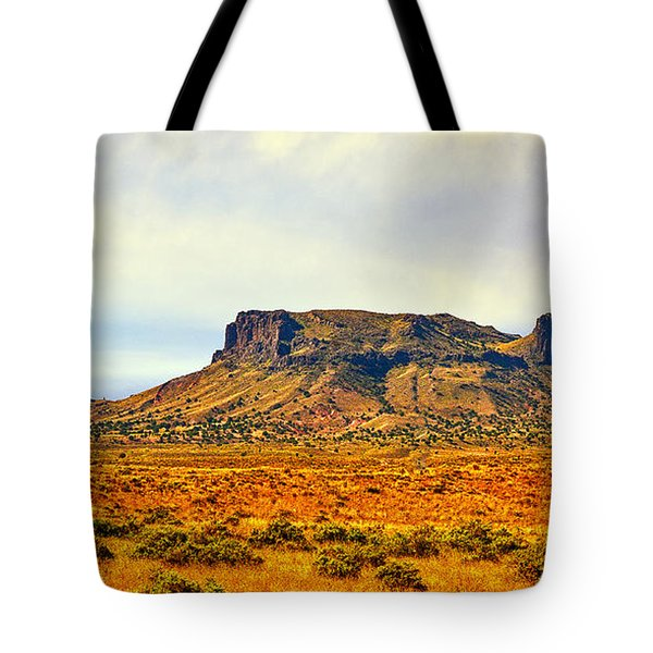 Navajo Nation Monument Valley Tote Bag by Bob and Nadine Johnston
