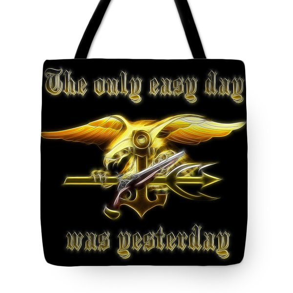 Navy Seals Tote Bag