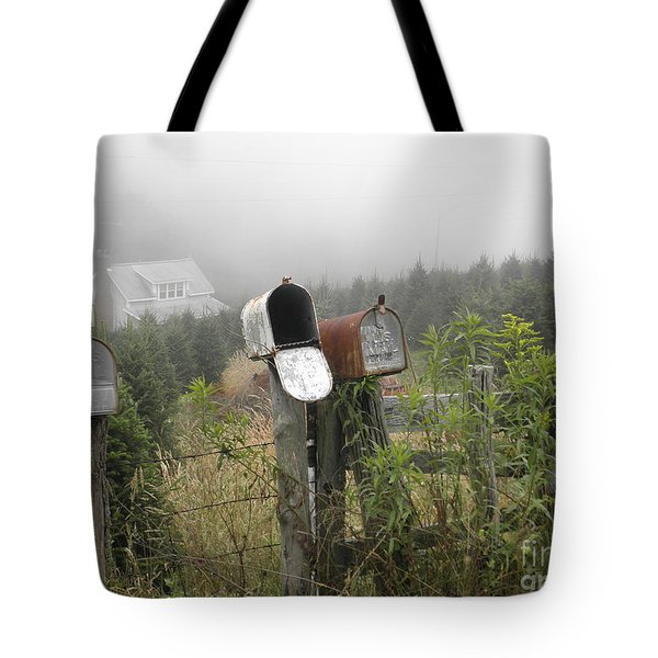 Nc Mailboxes Tote Bag