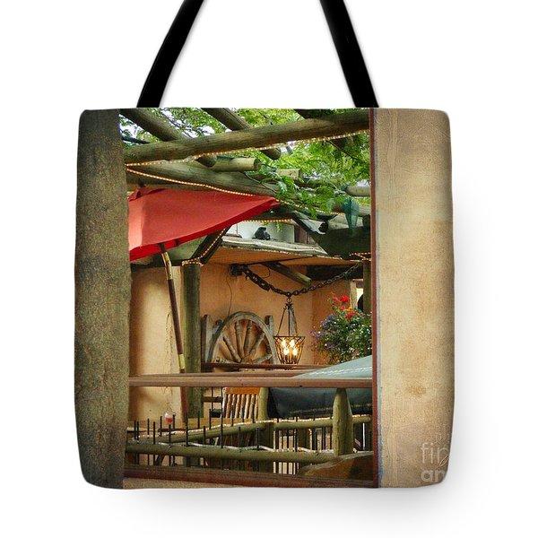 Neapolitan Tote Bag