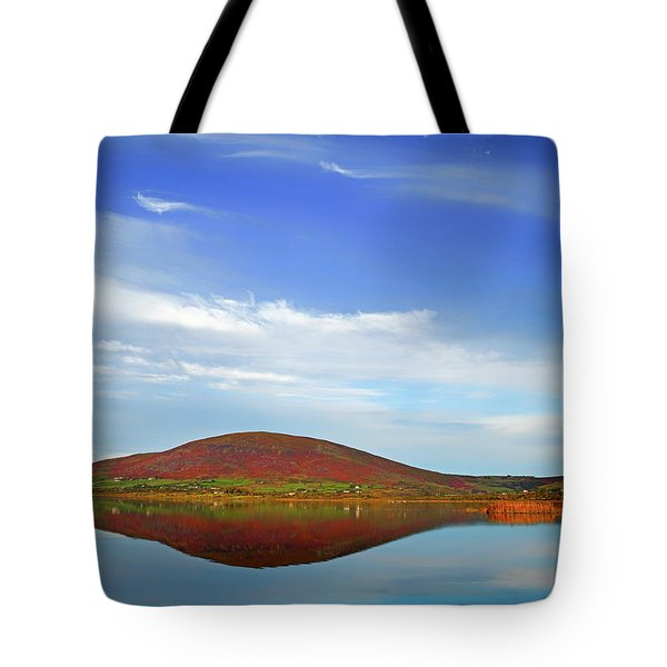 Near Cahirciveen, The Ring Of Kerry Tote Bag