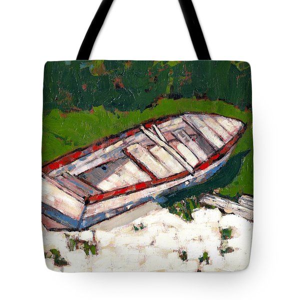 Near Port Morant Tote Bag
