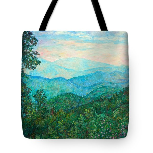 Near Purgatory Tote Bag