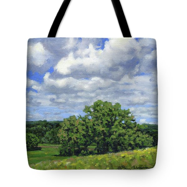 Nearly September Tote Bag