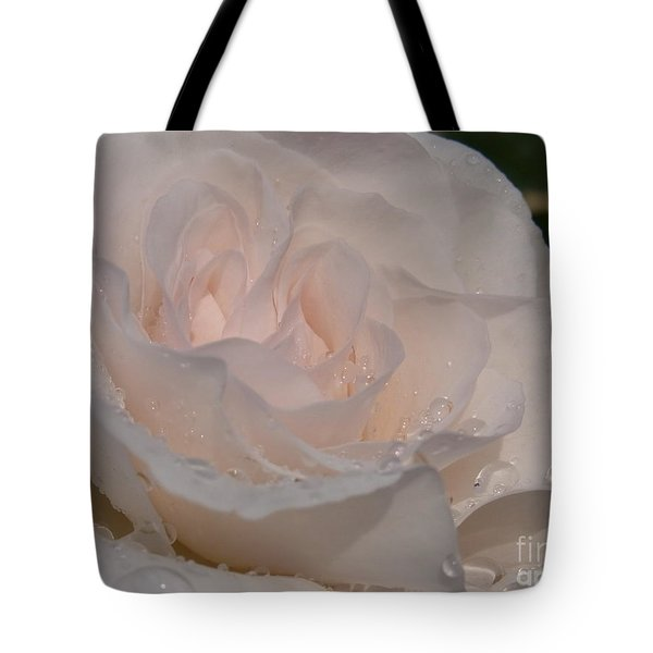 Nectar Of Innocence Tote Bag by Agnieszka Ledwon
