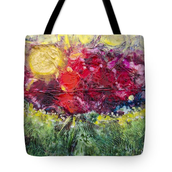 Nectarous Tote Bag by Ron Richard Baviello