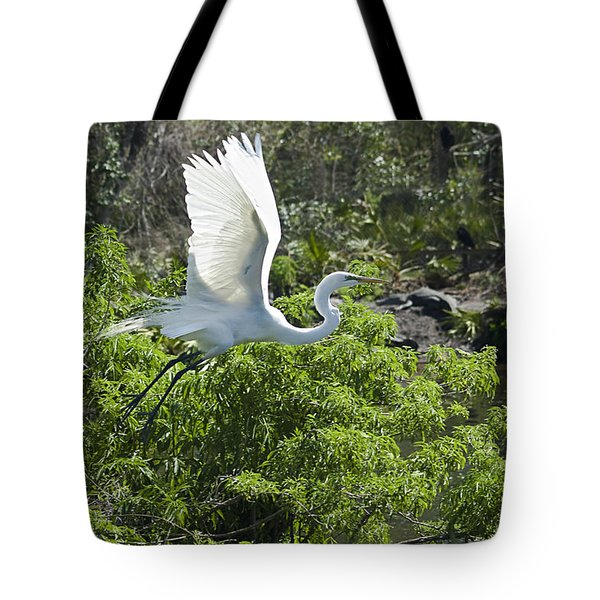 Need More Branches Tote Bag by Carolyn Marshall