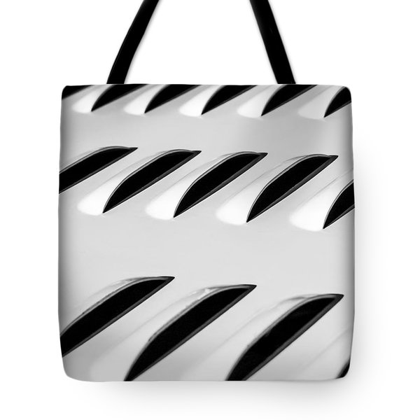 Tote Bag featuring the photograph Need To Vent - Abstract by Steven Milner