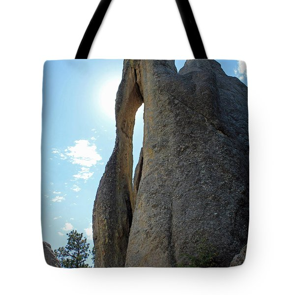 Needles Eye Tote Bag