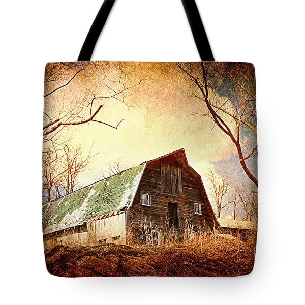 Neglected Tote Bag by A New Focus Photography