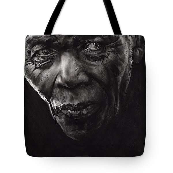 Nelson Tote Bag by Paul Davenport