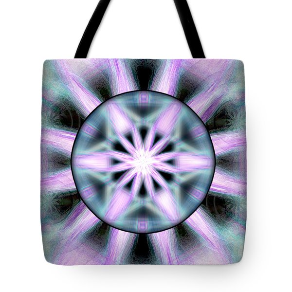 Tote Bag featuring the drawing Neo Liquid Sky by Derek Gedney