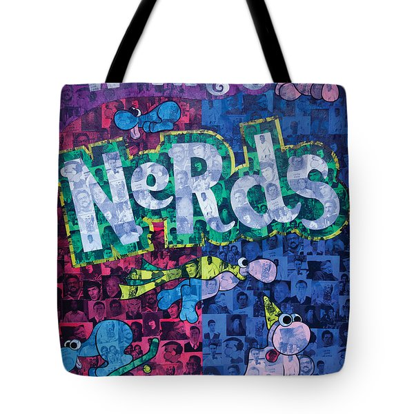 Nerds Tote Bag