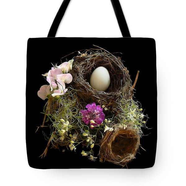 Nest Egg Tote Bag