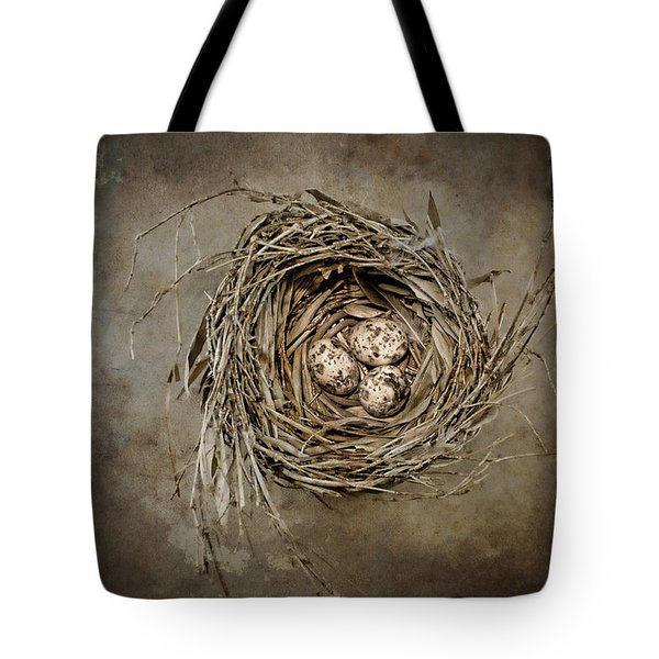Nest Eggs Tote Bag