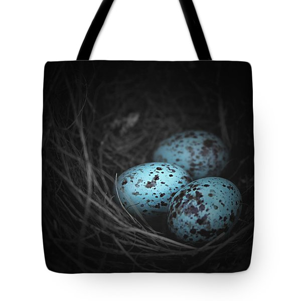 Nest Of 3  Tote Bag by Trish Mistric