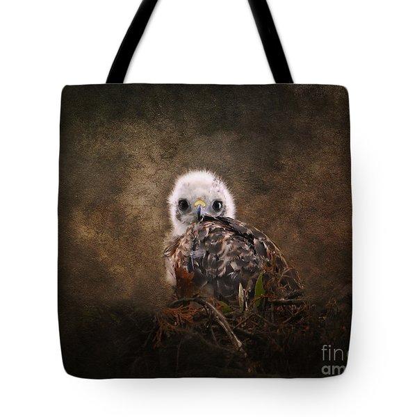 Nestling Tote Bag by Jai Johnson