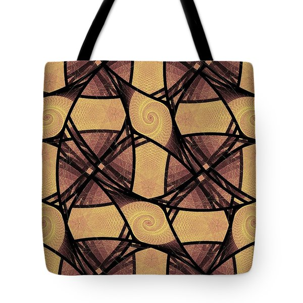 Net Tote Bag by Anastasiya Malakhova
