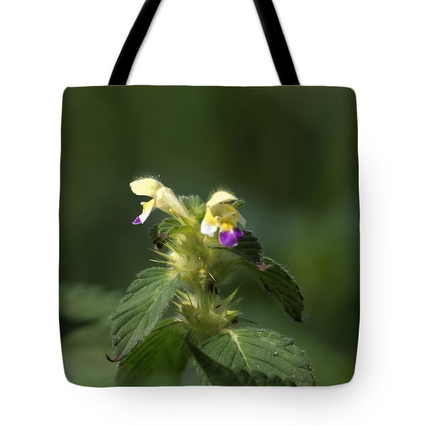Tote Bag featuring the photograph Nettle by Leif Sohlman